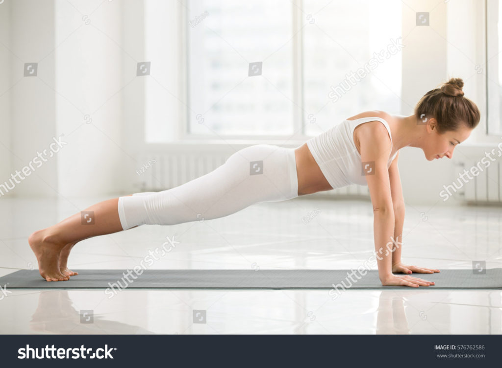 """rich results on google's SERP when searching """"yoga"""""""